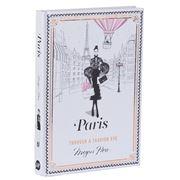 Book - Paris: Through A Fashion Eye By Megan Hess