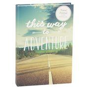 Eccolo - World Traveler Journal This Way To Adventure