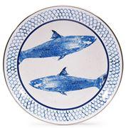 Golden Rabbit - Fish Camp Sandwich Plate