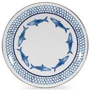 Golden Rabbit - Fish Camp Dinner Plate