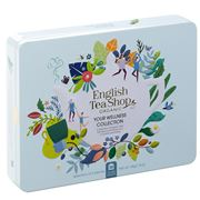 English Tea Shop - Your Wellness Collection Light Blue Tin