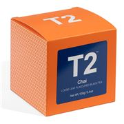 T2 - Chai Loose Leaf Flavoured Black Tea 100g