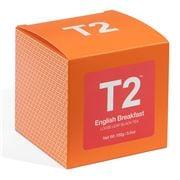 T2 - English Breakfast Loose Leaf Black Tea 100g