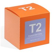 T2 - French Earl Grey Loose Leaf Flavoured Black Tea 100g