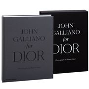 Book - John Galliano For Dior