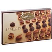 Caffarel - Milk & Dark Chocolate Pralines Gift Box 220g