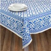 Rans - Vintage Tablecloth Indigo 150x260cm