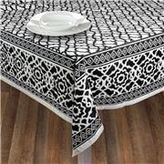 Rans - Vintage Tablecloth Black 150x300cm