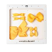 Sereni & Shentel - Bow Treat Box Daffodil 6pce