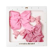 Sereni & Shentel - Blake Bow Treat Box Peony 6pce