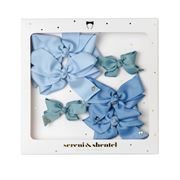 Sereni & Shentel - Blake Bow Treat Box Nile Blue 6pce