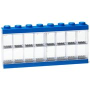 LEGO - Minifigure 16 Piece Display Case Blue