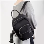 Prene Bags - The Backpack Mini Black