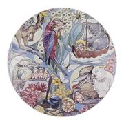 Ecology - May Gibbs Bush Tales Side Plate 20cm