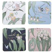Ecology - May Gibbs Gumnut Babies Coaster Set 4pce