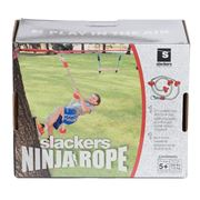 Slackers - Ninja Rope with Foot/Hand Disks 2.4m