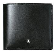 MONTBLANC - Meisterstück Wallet 8cc Black