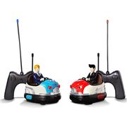 FAO Schwarz - Nostalgic Model Bumper Car Set 2pce