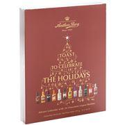Anthon Berg - Advent Calendar W/Choc.Liqueur Bottles 24pce