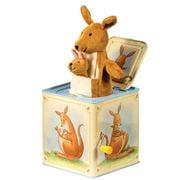 Schylling - Kangaroo & Baby Too Jack In Box