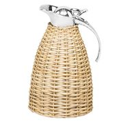 Giobagnara - Thermal Carafe Natural Willow 1.5L