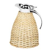 Giobagnara - Thermal Carafe Rattan Natural 1.5L