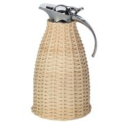 Giobagnara - Thermal Carafe Rattan Natural 2L