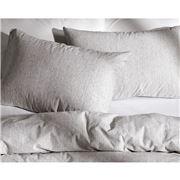 Sheridan - Jaxson Single Standard European Pillowcase Silver
