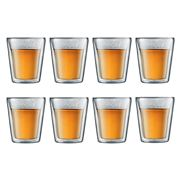 Bodum - Canteen Thermo Glass Set 8pce 200ml
