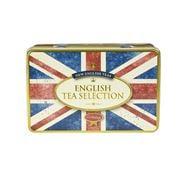 New English Teas - U/Jack English Tea Selection Tin 100 Bags