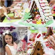 Peter's - Gingerbread House Workshop For Kids December 21st