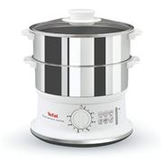 Tefal - Convenient Series S.Steel Steamer VC145160  6L