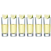 S & P - Salut Shot Glasses 60ml Set 6pce
