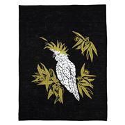 Eastbourne Art - Cockatoo Tea Towel