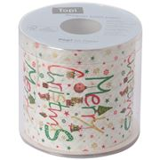Paper & Design - Christmas Toilet Paper Around The World