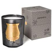 Cire Trudon - Ernesto Metallic Grey Jar Candle 800g