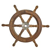 Authentic Models - Ship's Steering Wheel