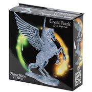 Games - 3D Crystal Jigsaw Puzzle Clear Flying Horse