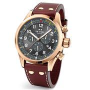 TW Steel - SVS203 Swiss Volante Chronograph Watch 48mm