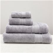 Private Collection - Heavenly Silver Bath Towel