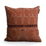 Lexington - Lexington Company Sham Rust/Creme 50x50cm