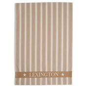 Lexington - Lexington Stripe Kitchen Towel Beige 50x70cm