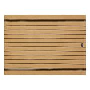 Lexington - Beige Striped Kitchen Towel 50x70cm