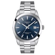 Tissot - Gentleman Powermatic 80 Silicium B/Dial Watch 40mm