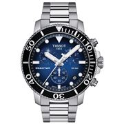 Tissot - Seastar 1000 Chronograph Watch Acier Bleu 45.5mm