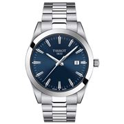 Tissot - T-Classic Gentleman Quartz Watch Acier Bleu 40mm