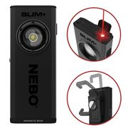 Nebo - Slim + Spotlight/Laser & Power Bank 700 Lumen
