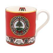 Halcyon Days - Vintage Christmas Tree Mug