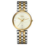 Rado - Florence Diamonds Quartz Two-Tone Watch 38mm