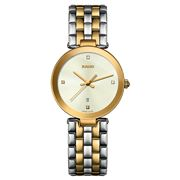 Rado - Florence Diamonds Quartz Two-Tone Watch 28mm